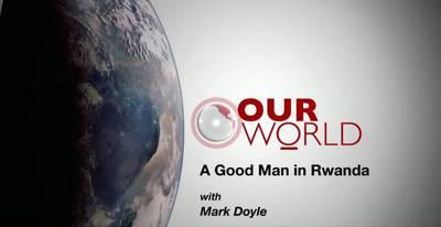 BBC Our World - A Good Man in Rwanda (2014) 720p HDTV x264 AAC-MVGroup