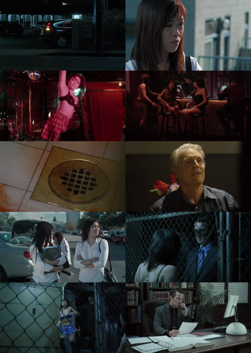 Asian School Girls (2014) 720p BRRip H264 AAC-RARBG