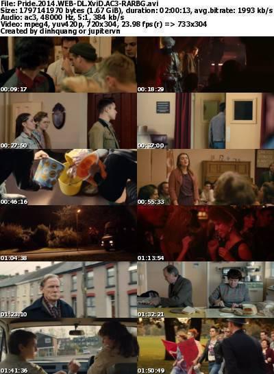 Pride (2014) WEB-DL XviD AC3-RARBG