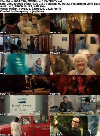 Pride (2014) 720p WEBRip AC3-DiVERSiTY