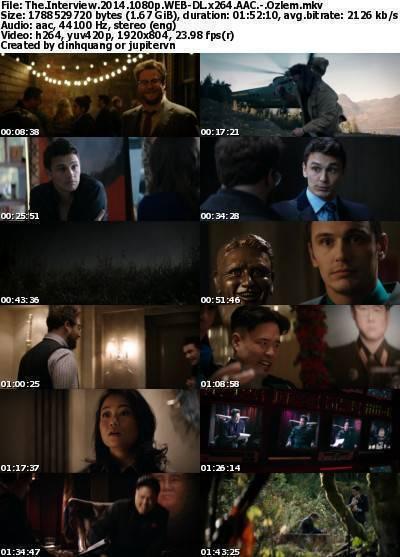 The Interview (2014) 1080p WEB-DL x264 AAC-Ozlem