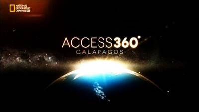 National Geographic - Access 360 World Heritage: Galapagos (2014) 720p HDTV x264 AAC-MVGroup