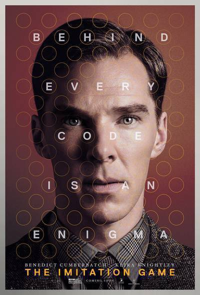 The Imitation Game (2014) DVDSCR XviD AC3 SHQ Hive-CM8