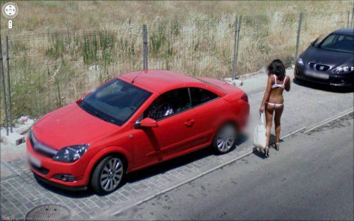 Najdziwniejsze zdjęcia z Google Street View #2 18