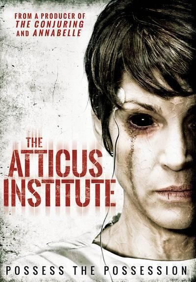 The Atticus Institute (2015) HDRip XviD AC3-H34LTH