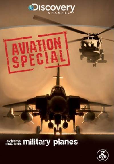 Discovery Channel - Extreme Machines: Military Planes (2002) DVDRip XviD AC3-MVGroup