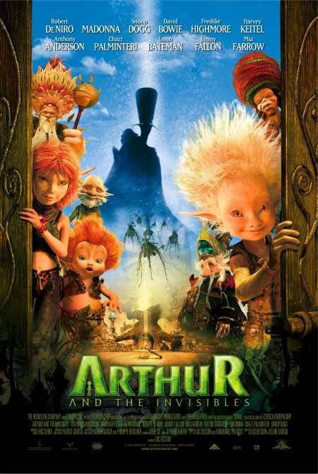 Arthur And The Invisibles PROPER DVDRip XViD-FEAR