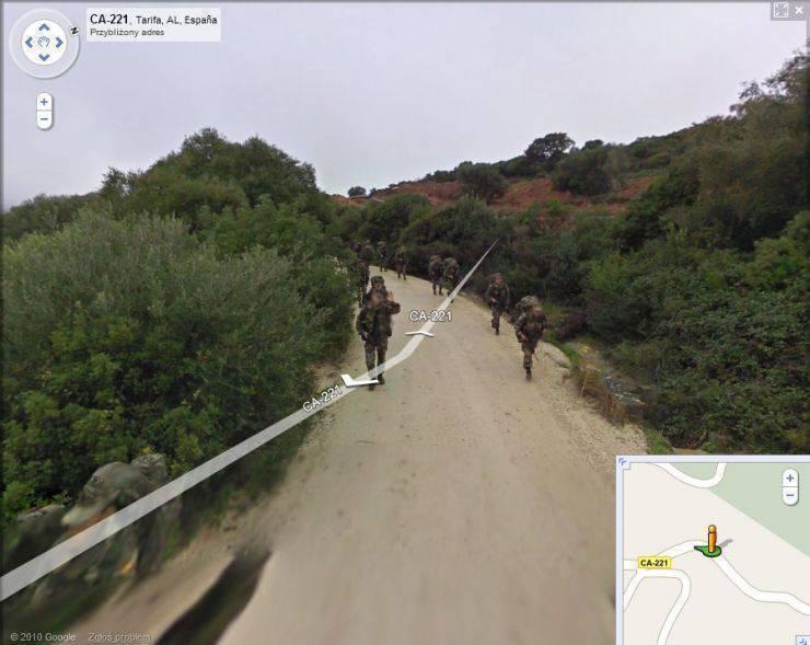 Najzabawniejsze zdjęcia z Google Street View 4
