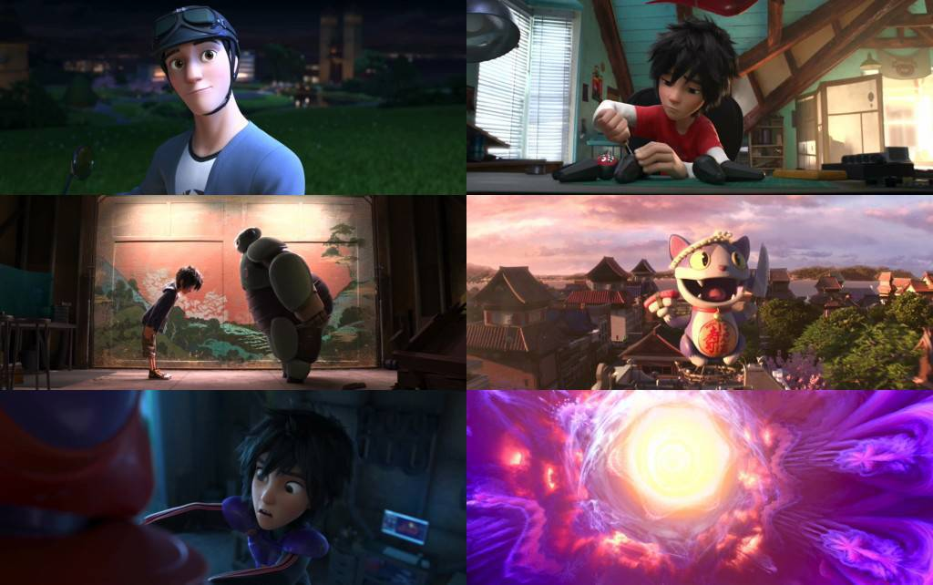 Big Hero 6 (2014) 720p WEBRiP x264 DD5 1-SiMPLE - (Antonhyip)
