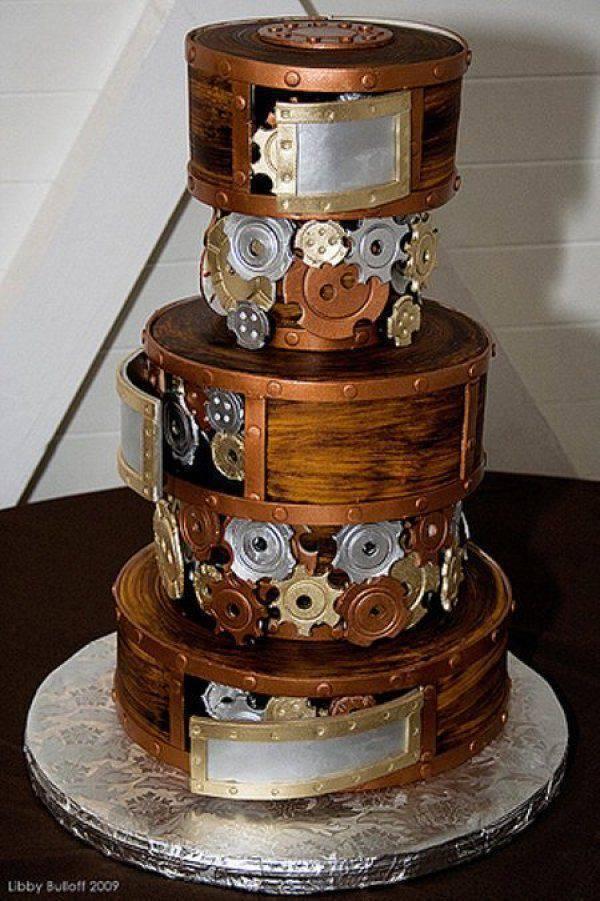Niezwykłe torty #3 26