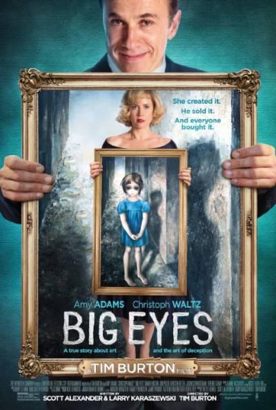 Big Eyes (2014) BRRip XviD AC3-RARBG