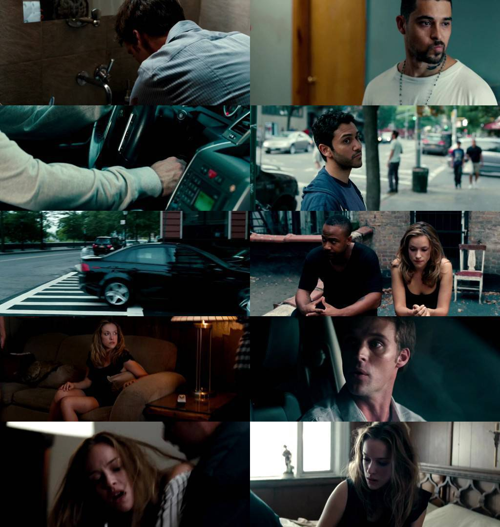 The Girl Is in Trouble (2015) HDRIP x264 AC3-TiTAN