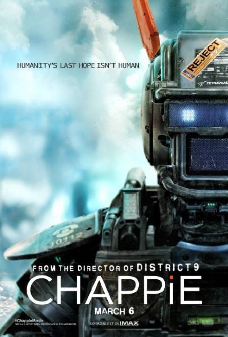 Chappie 2015 HDCAM New AUDIO x264-CPG