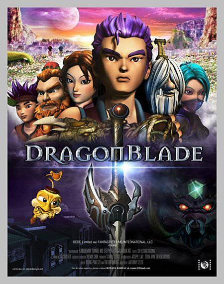 Dragon Blade 2015 HC 720p Read Info HDRip x264 AAC-m2g