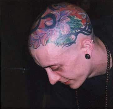 Odważne tatuaże 36