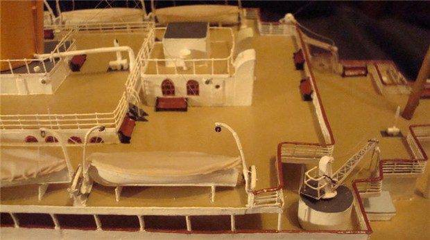 Zrób sobie Titanica 20