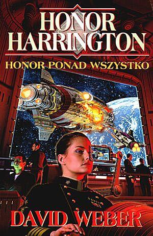 Honor Harrington #08 - Honor ponad wszystko