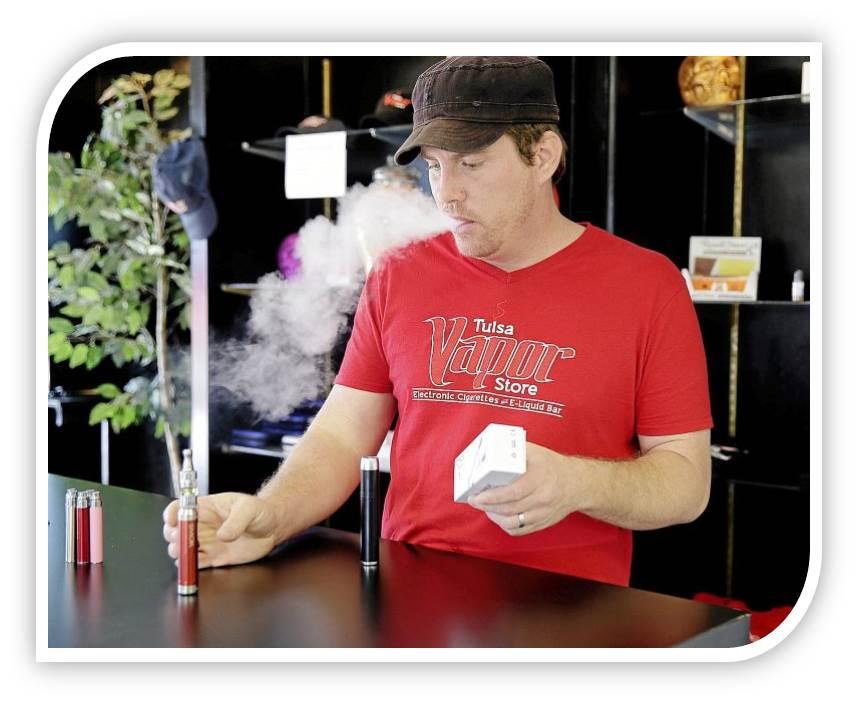 E cigarette Canada regulations