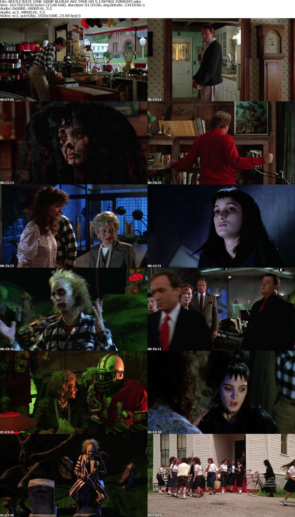 BEETLEJUICE 1988 1080P BLURAY REMUX AVC TRUE HD 5 1-ZORRO95