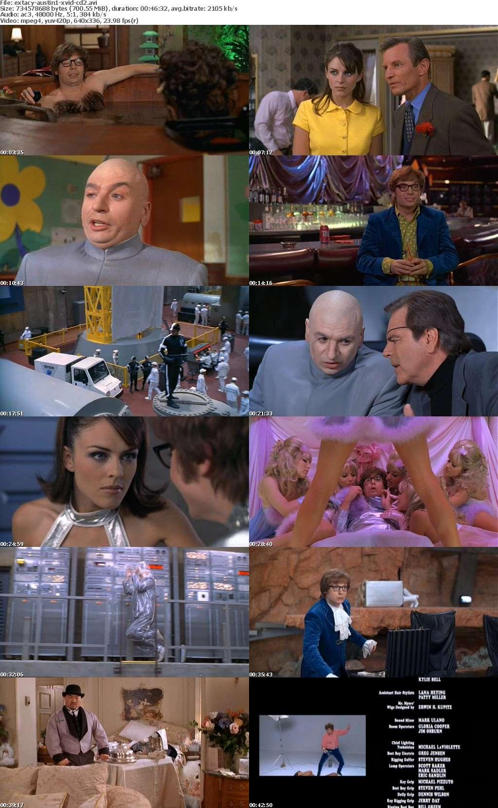 Austin Powers International Man of Mystery 1997 iNT DVDRip XviD-eXtaCY