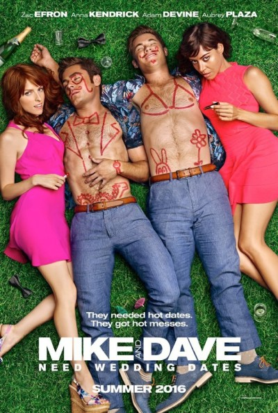 Mike And Dave 2016 DVDRip XviD AC3-EVO