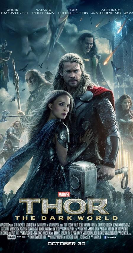 Thor - The Dark World (2013 1080p x265)