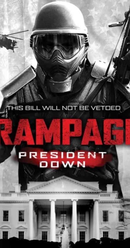 Rampage - President Down 2016 BD-Rip 1080p x265 DTS-HD ac3 6ch aac 2ch -Dtech