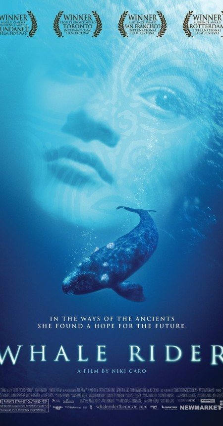 Whale Rider 2002 DUAL COMPLETE BLURAY-VEiL