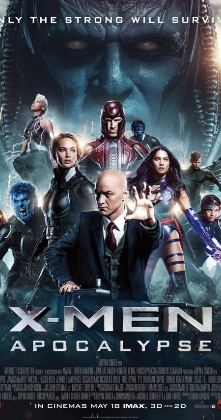 X-Men Apocalypse 2016 720p BluRay DD5 1 x264-ITSat