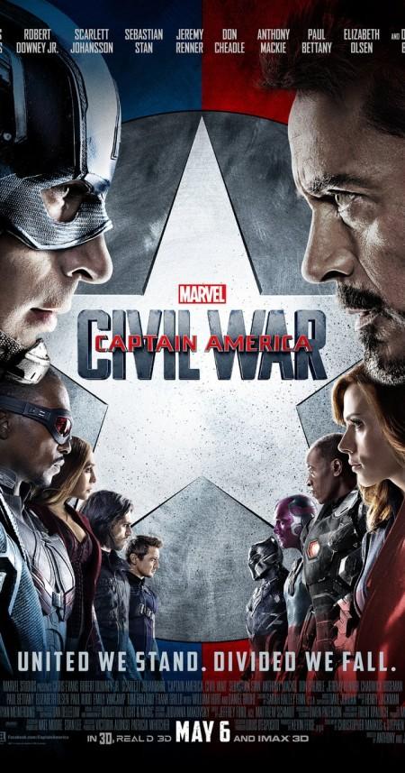 Captain America Civil War 2016 PLDUB BDRip x264-FLAME