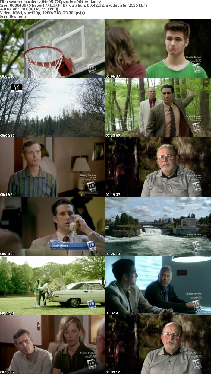 Swamp Murders S04E05 720p HDTV x264-W4F