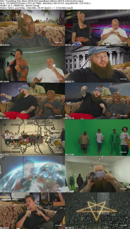 Traveling The Stars S01E10 Founding Fathers HDTV x264-[eSc]