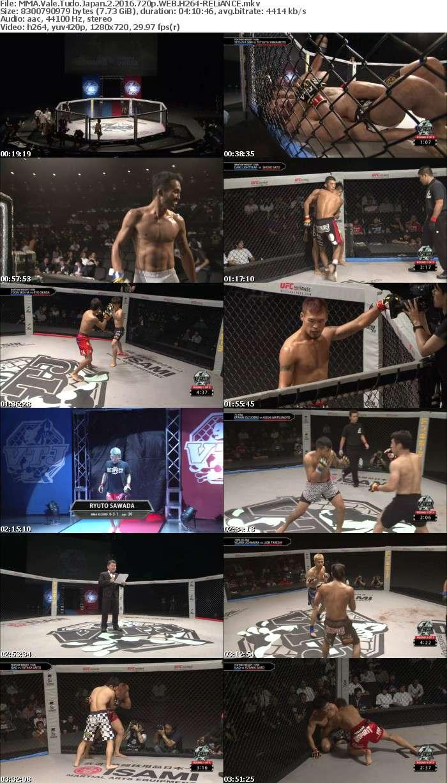 MMA Vale Tudo Japan 2 2016 720p WEB H264-RELiANCE