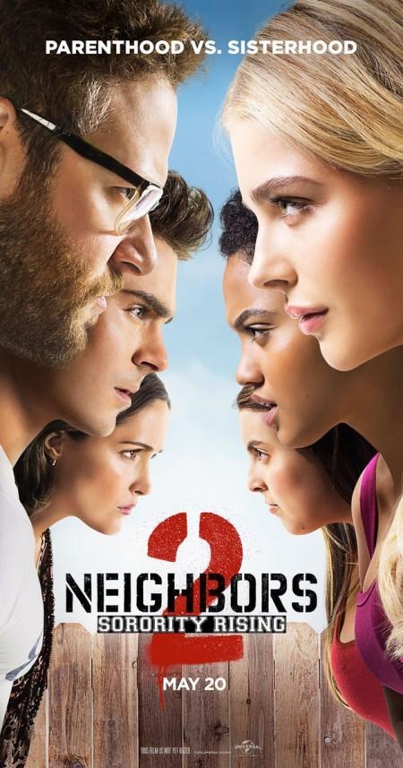Neighbors 2 Sorority Rising 2016 PAL DVDR-iFT