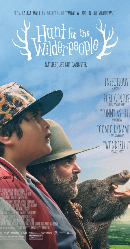 Hunt For The Wilderpeople 2016 720p BluRay x264