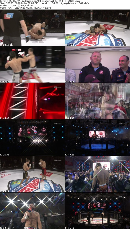 MMA EFN 52 Maldonado vs Mokhnatkin WEB H264-RELiANCE