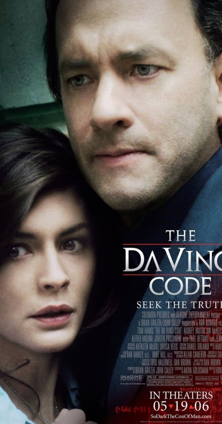 The Da Vinci Code 2006 REMASTERED 1080p BluRay x264 AAC 5 1 - M@X