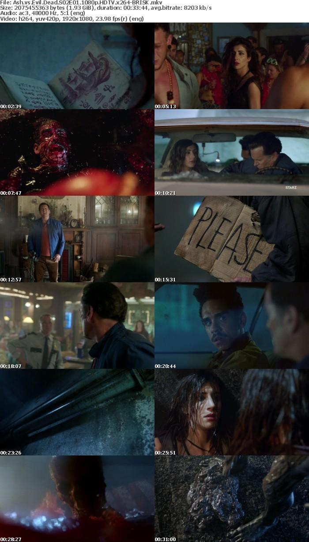 Ash vs Evil Dead S02E01 1080p HDTV x264-BRISK