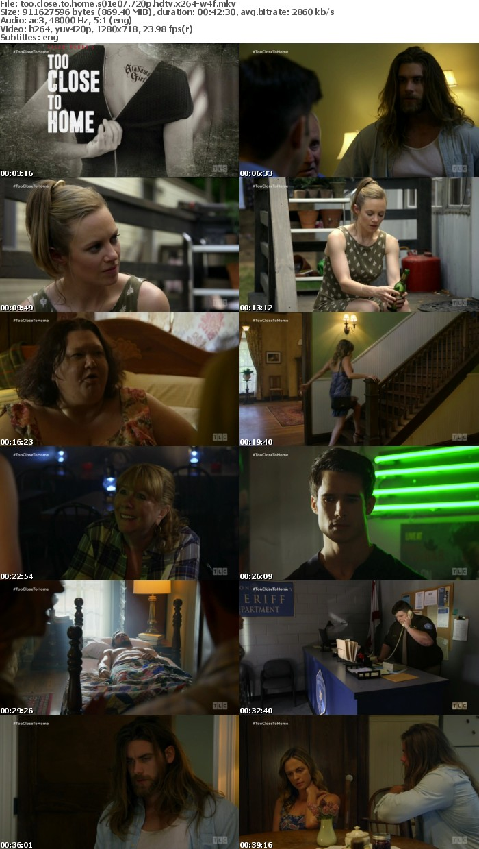 Too Close to Home S01E07 720p HDTV x264-W4F