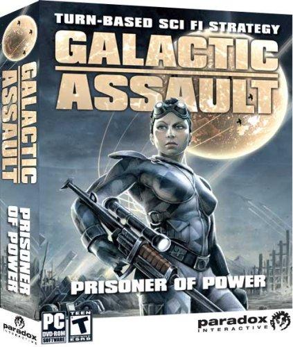 Galactic Assault Prisoner Of Power-RELOADED