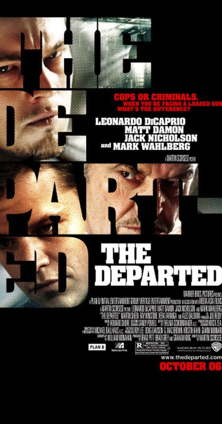 The Departed 2006 BD-Rip 1080p x265 ac3 6ch aac 2ch -Dtech