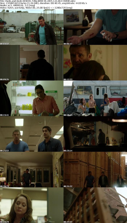 Hyde and Seek S01E01 720p WEB-DL DD5 1 H 264-CtrlHD