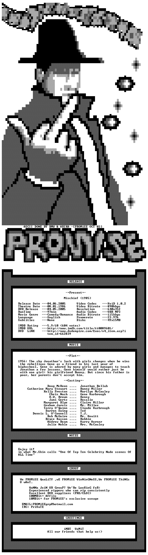 Mischief 1985 DVDRiP XviD-PROMiSE