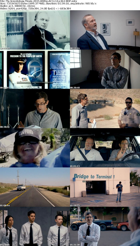 My Scientology Movie 2015 HDRip AC3 2 0 x264-BDP
