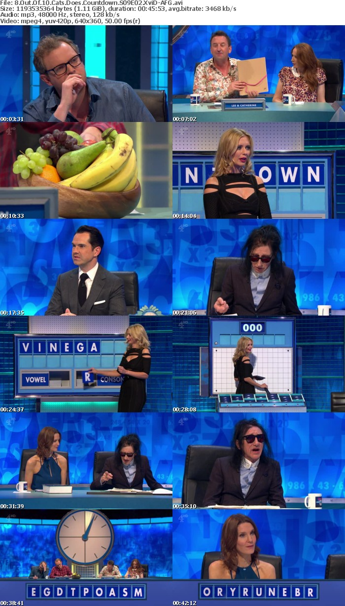 8 Out Of 10 Cats Does Countdown S09E02 XviD-AFG