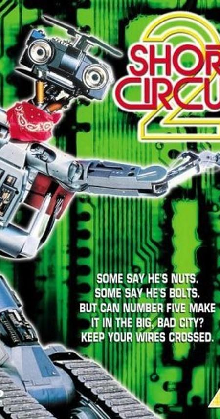 Short Circuit 2 1988 COMEPLETE BLURAY-CiNEMATiC