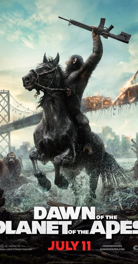 Dawn of the Planet of the Apes 2014 BluRay 1080p HEVC DD5 1 D3FiL3R