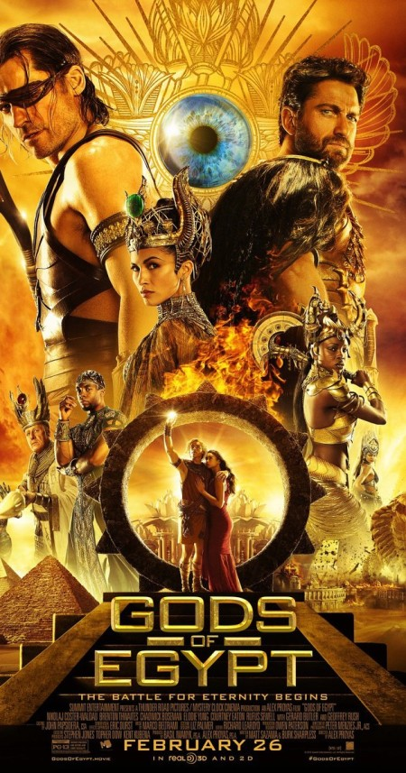 Gods of Egypt 2016 TRUEFRENCH 720p BluRay x264-AiRLiNE