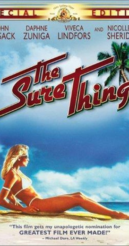 The Sure Thing 1985 720p BluRay x264 x0r