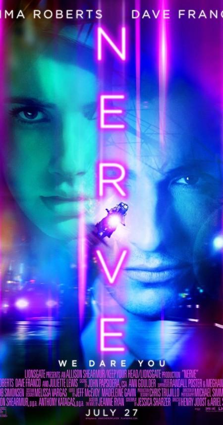 Nerve 2016 HDRip XviD AC3-EVO